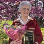 2021 Dorothy Dolle Award Winner